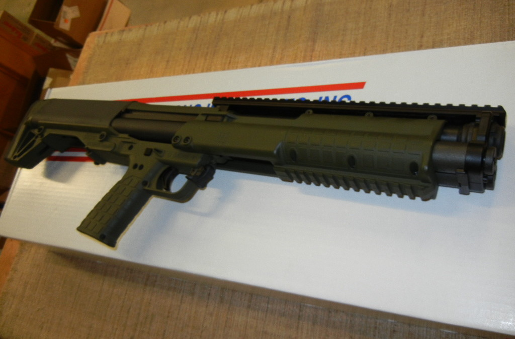 Kel-tec KSG GREEN .12 GA 00328 NEW Arvada CO