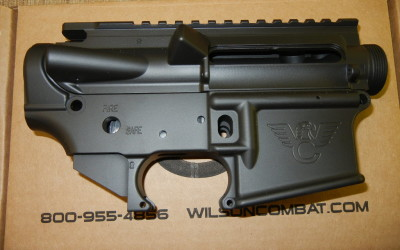 Wilson Combat Upper / Lower Receiver NEW Arvada CO
