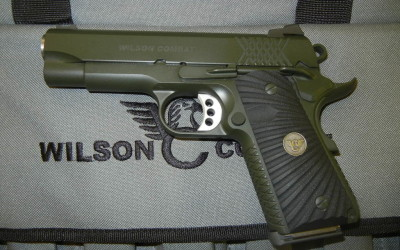 Wilson Combat X-TAC Compact Green NEW Arvada CO