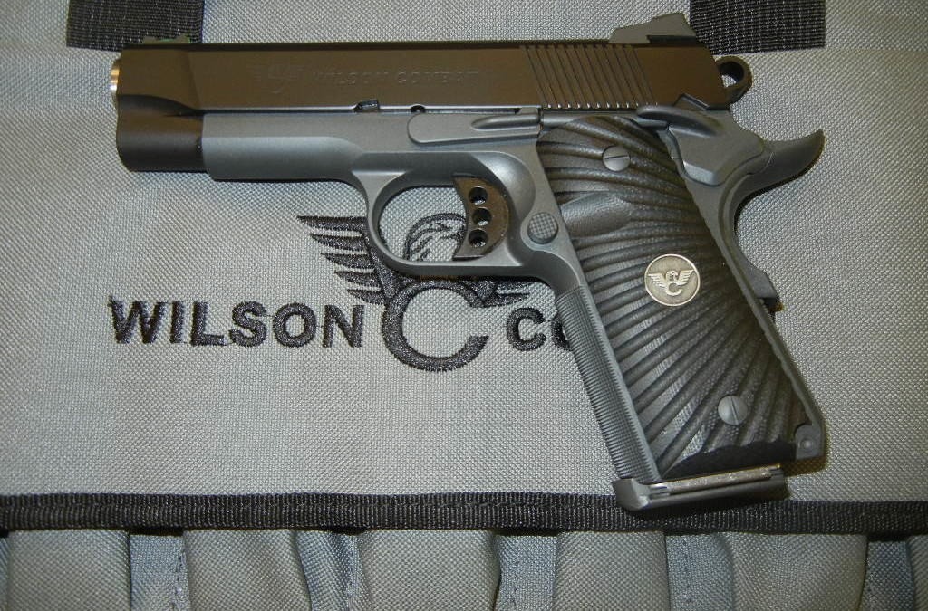 Wilson Combat Bill Wilson Black / Gray NEW Arvada CO