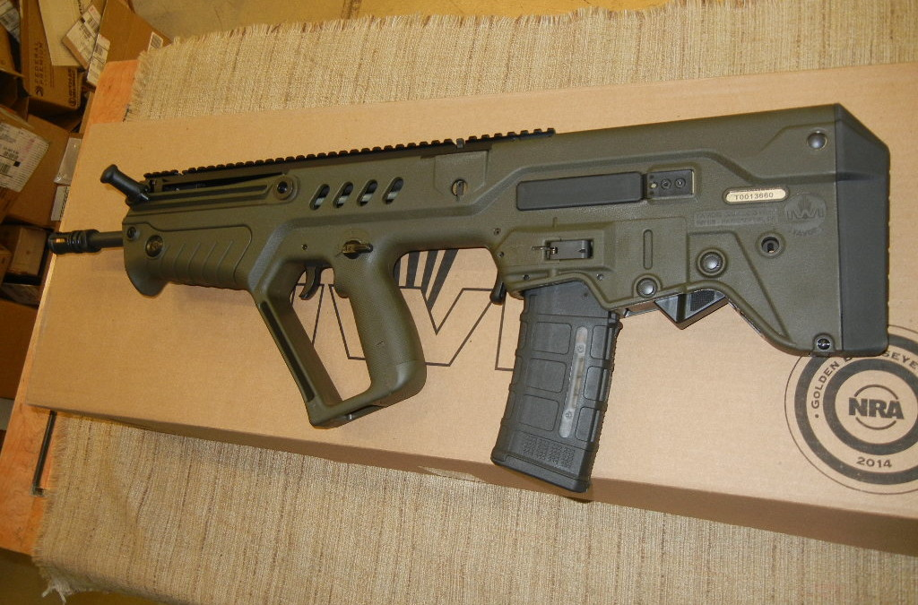 IWI Tavor 16.5″ OD Green TSG16 NEW Arvada CO