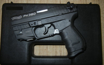 Walther PK380 w/ Laser 5050310 NEW Arvada CO