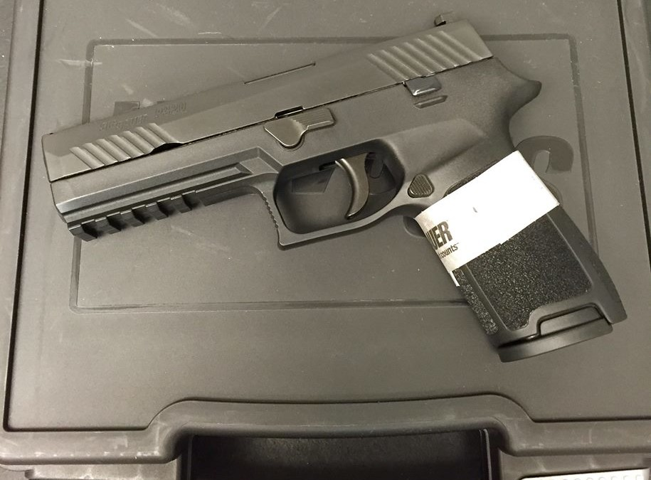 Sig Sauer P320 9mm 320f-9-bss NEW Arvada CO | 5280 Armory