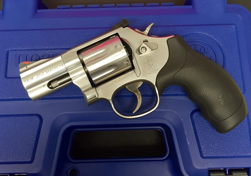 Smith Wesson 686 Plus .357 164192 NEW Arvada CO