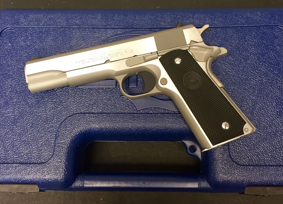 Colt 1911 Government 9mm SS o1092 NEW Arvada CO | 5280 Armory