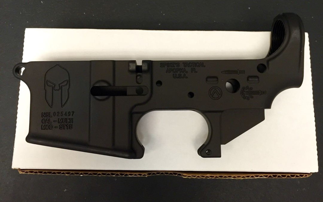 Spikes Tactical Spartan Lower stls021 NEW Arvada CO