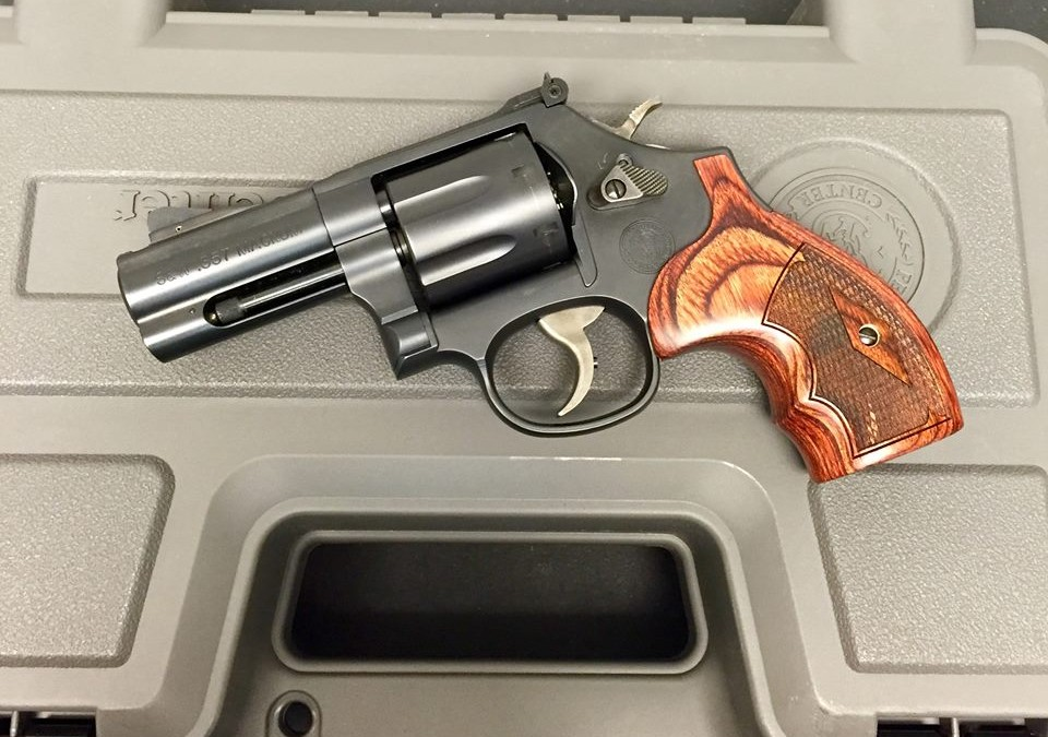 Smith Wesson 586 L Comp 170170 NEW Arvada CO