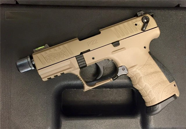 walther p22 tactical fde 512 03 53 new arvada co 5280 armory