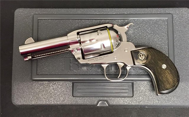 Ruger New Vaquero .44 Mag 3.75 SS 10596 NEW Arvada CO