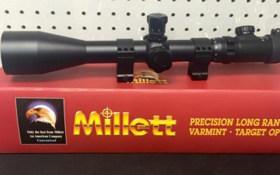 Millett LRS 6-25×56 Side Focus Illum Mil Arvada CO $349.99*