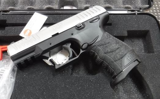 Walther CCP 9mm SS LIKE NEW Arvada CO SOLD