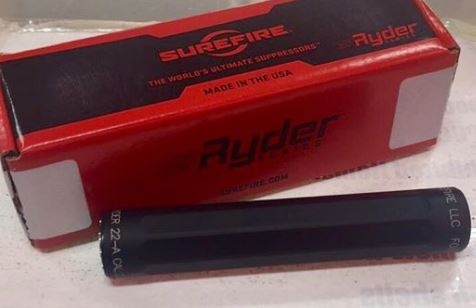 Surefire Ryder 22-A NEW Arvada CO SF +R 22-A $359.99*