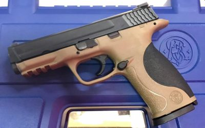 Smith Wesson M&P9 9mm FDE / Blk Arvada CO $429.99*