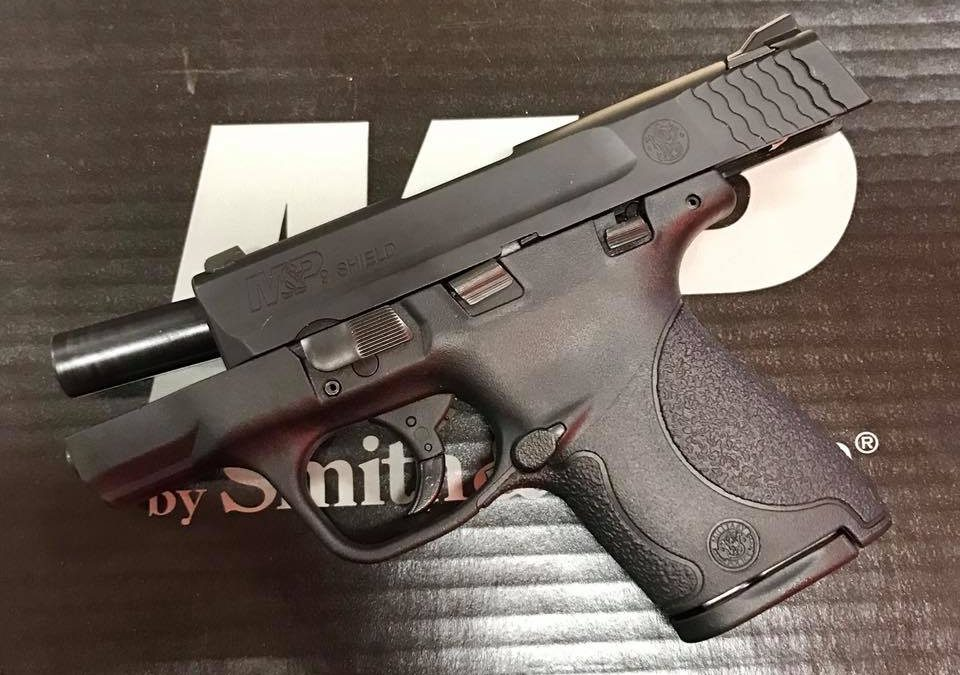 Smith & Wesson M&P Shield 9mm Excellent Arvada CO SOLD