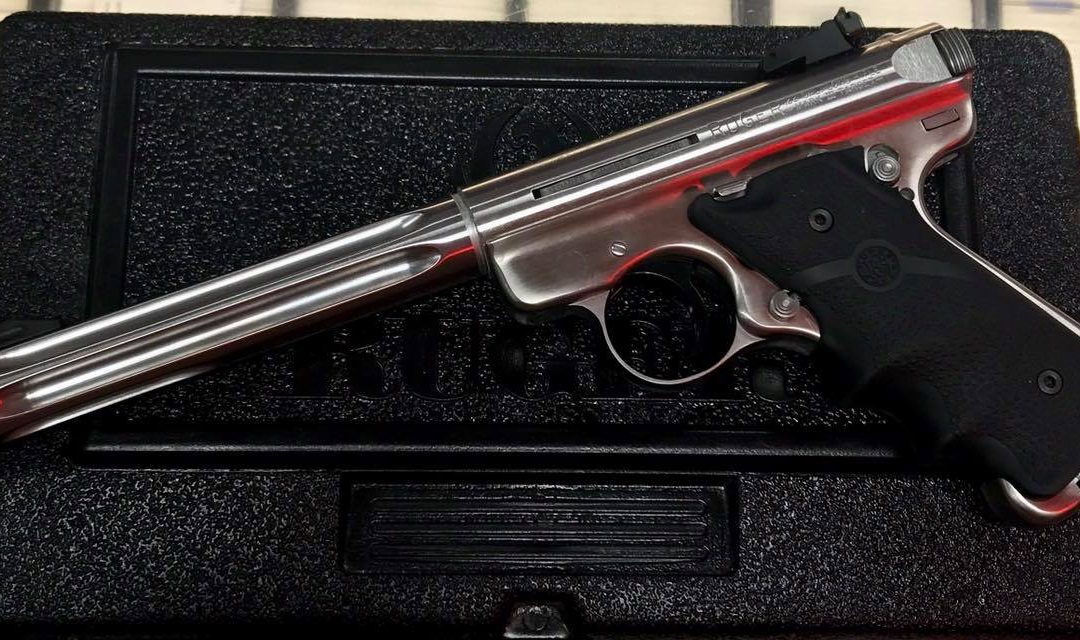 Ruger MKIII Hunter .22 LR SS 6 7/8″ Arvada CO SOLD