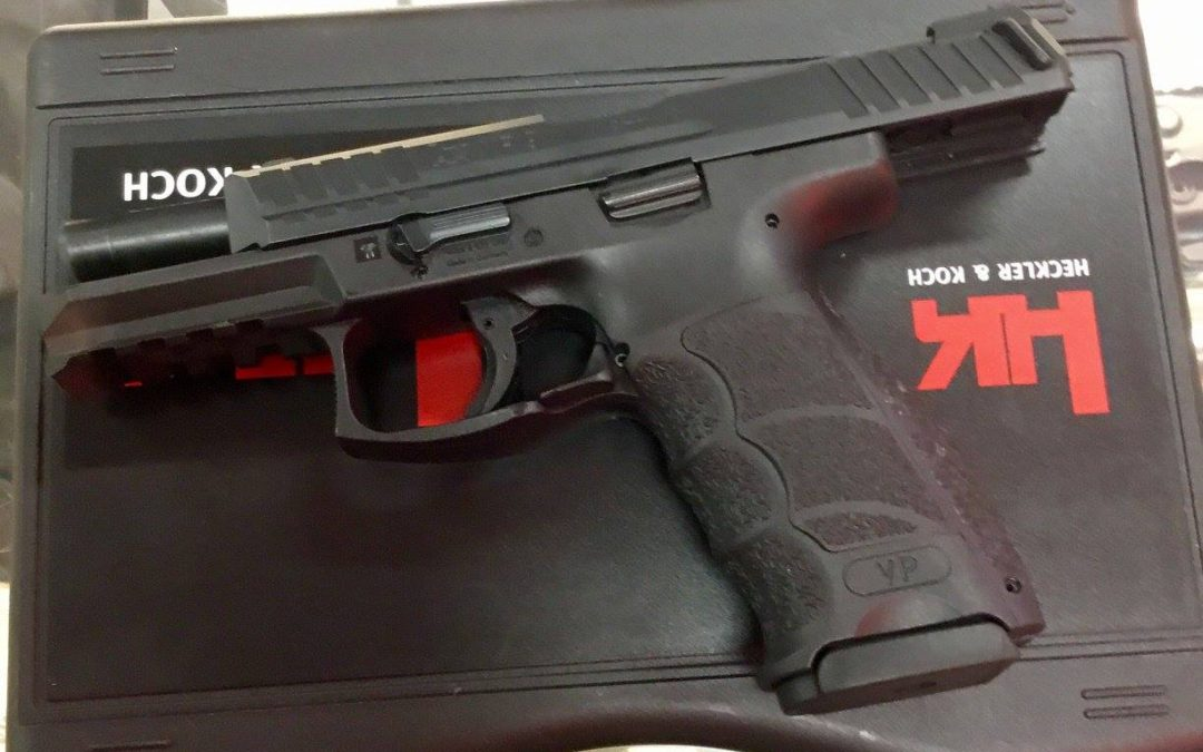 H&K HK VP9 9mm 2-tone Black Arvada CO SOLD