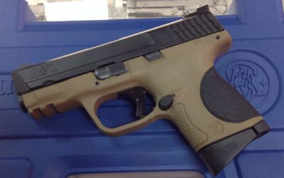 Smith Wesson M&P.40 S&W FDE / BLK Excellent Arvada CO $409.99*