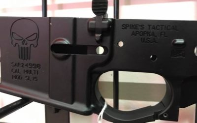 Spikes Tactical Assembled Lower w/ Punisher Arvada CO $149.99*