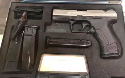 Walther P99 9mm 4″ 2-tone w/(4) mags Arvada CO $399.99*